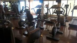 Gym - Navigator Deck 11